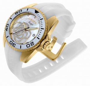 INVICTA Angel Lady 0488 38mm Stainless Steel Gold