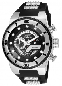 INVICTA 24221 S1 Rally Men 51mm Stainless Steel